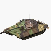 russian t90 s battle tank 3d 3ds