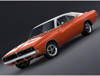 maya 1969 dodge charger rt
