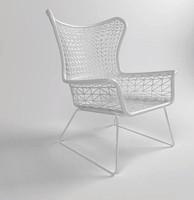 3d chair ikea model