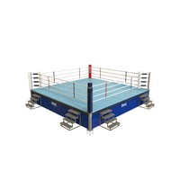 boxing ring 3d fbx