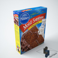 pillsbury chocolate cake max
