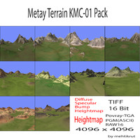 Metay Terrain KMC-01 Pack