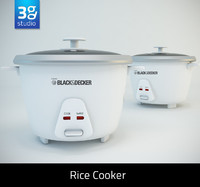 Rice Cooker Typical