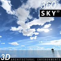 Sky 3D Day 041