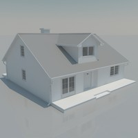 free 3ds model house home