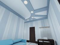 3dsmax interior decoration