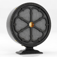 Restoration Hardware Vintage Speaker
