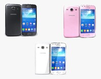 samsung galaxy core colors