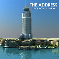 The Address Dubai