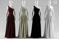 max woman mannequin dress