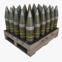 Artillery Shells 01