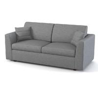 3d model berloni sofa