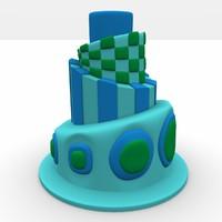 maya topsy turvy cake