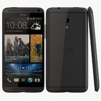 htc desire 700 black 3d 3ds