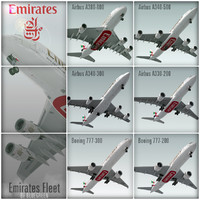 Emirates Fleet