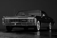 Chevrolet Impala Hardtop Sedan '1967