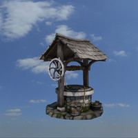 3ds max medieval buildings