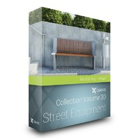 3ds max volume 30 street equipment