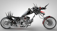 bike dragon 3d 3ds