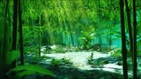 3dsmax bamboo
