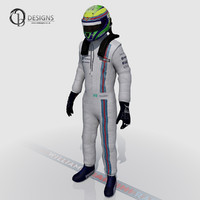 Felipe Massa 2014 Driver