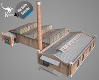 3ds max old factory