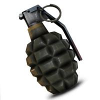 maya frag grenade