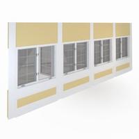 3d windows v-ray
