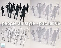 people all style - packet 06