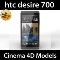 htc desire 700 c4d