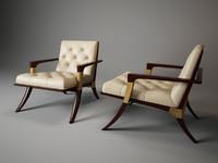 Baker armchair 6134c-1