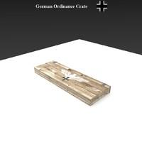 free blend mode ww2 ordinance crate
