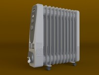 house portable oil radiator max