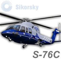 Sikorsky S76C Bostom Med Flight