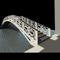 real bridge venice 3d 3ds