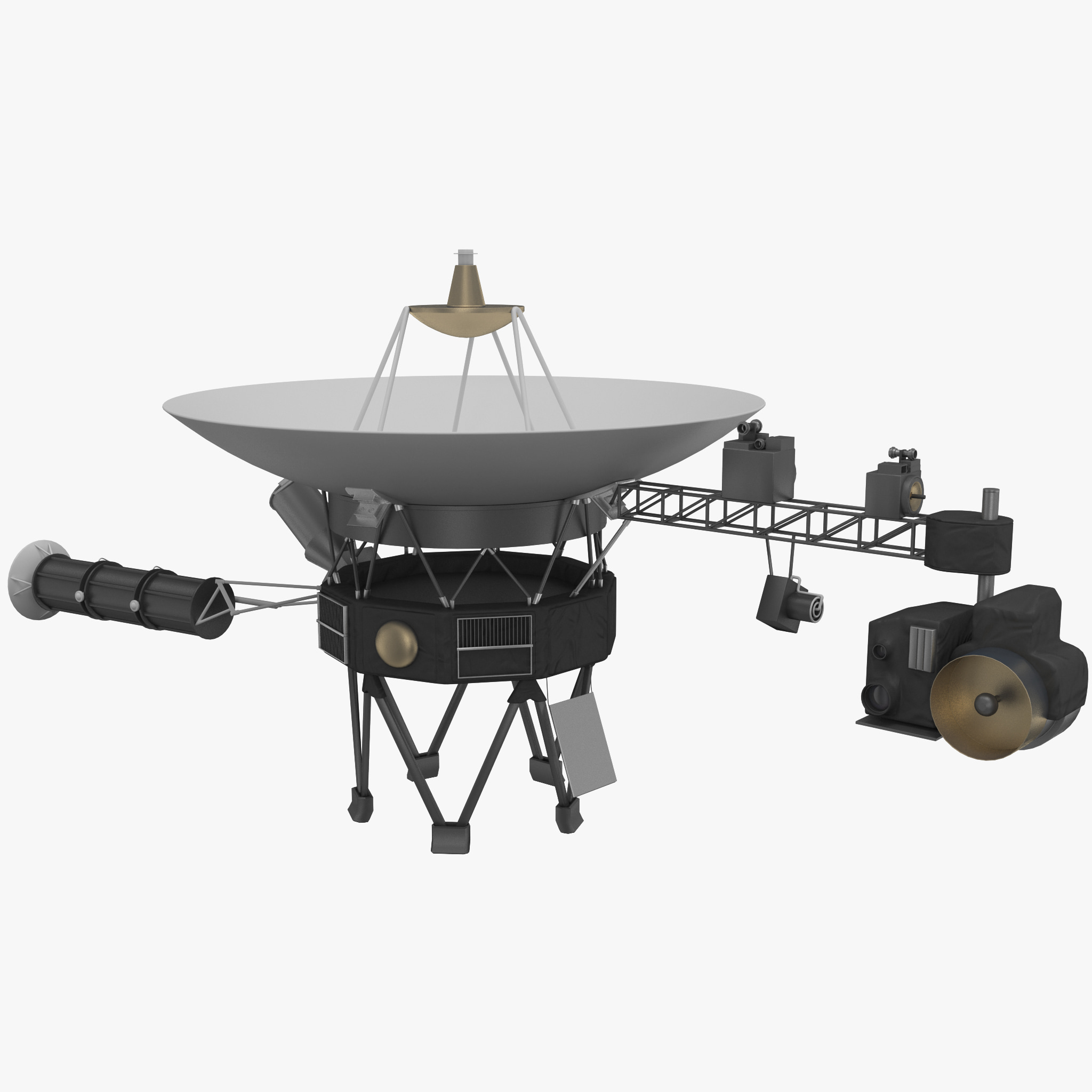 space probe models - photo #24