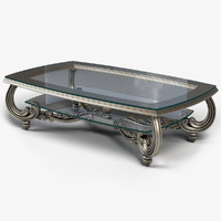 donna mantellassi narciso coffee table obj