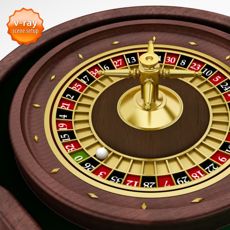 How many numbers does a roulette table have