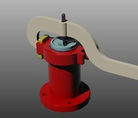 3ds max lever safety valve