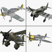 World War II Aircraft Collection