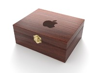 wooden box tea max