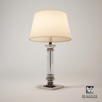 eichholtz lamp table 3ds