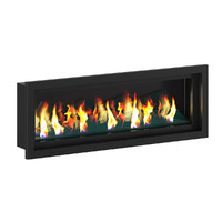 maya wall gas fireplace
