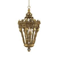 alexander chandelier john 3d model
