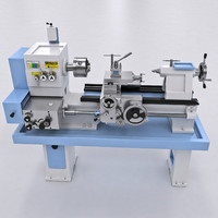 maya lathe machine
