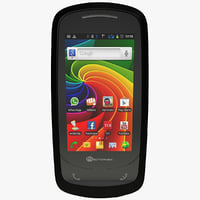 3d micromax x510 pike model
