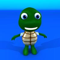 3d turtle