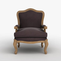 custom luis xv chair architecture max