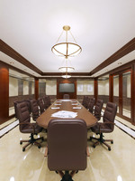 3d model interior conference room