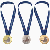 Olympic Medals - Sochi 2014 Olympic Games